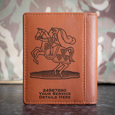 Fife and Forfar Yeomanry Credit Card Wallet