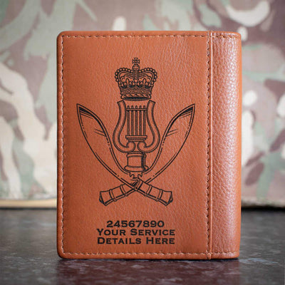 Gurkha Band Credit Card Wallet