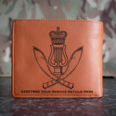 Gurkha Band Leather Wallet