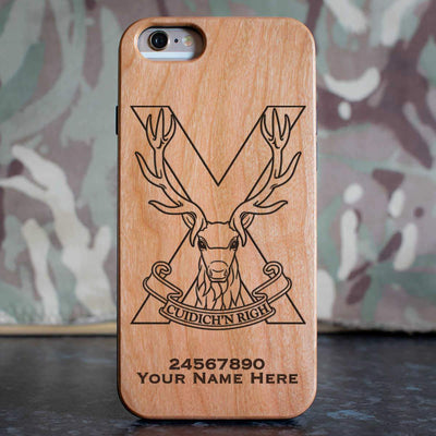 Highland Band Phone Case