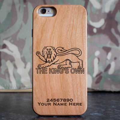 Kings Own Royal Regiment Phone Case