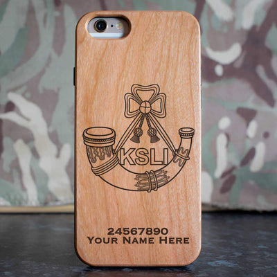 Kings Shropshire Light Infantry Phone Case