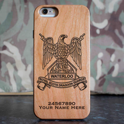 Royal Scots Dragoon Guards Phone Case