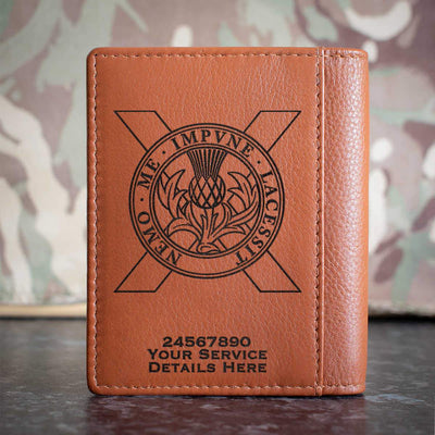 Lowland Band Credit Card Wallet