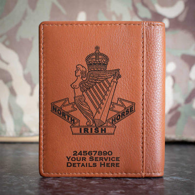 North Irish Horse Credit Card Wallet