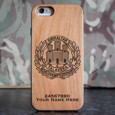 Northamptonshire Regiment Phone Case