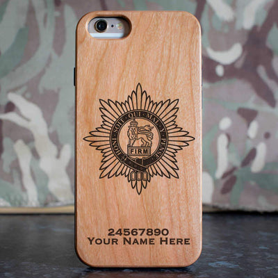 Worcestershire Regiment Phone Case