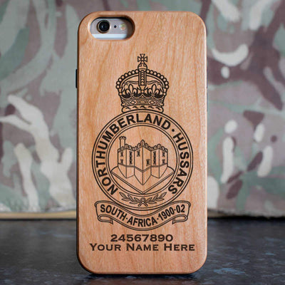 Northumberland Hussars Phone Case