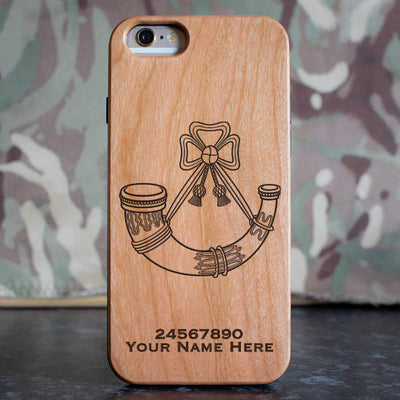 Oxfordshire and Buckinghamshire Light Infantry Phone Case