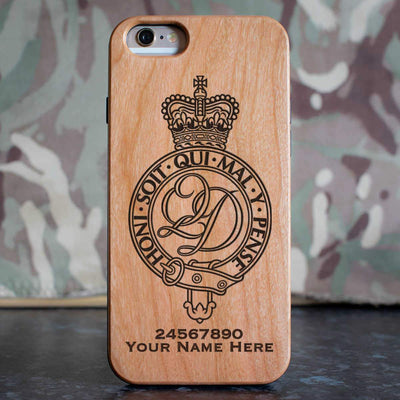 Queens Division Phone Case