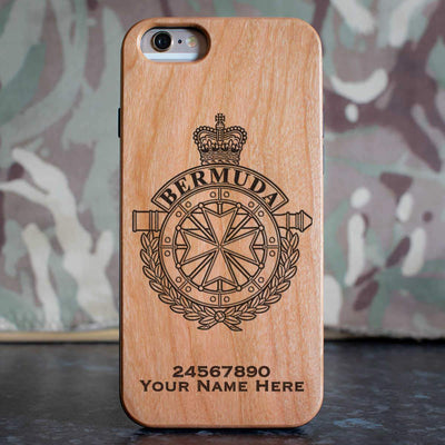 Royal Bermuda Regiment Phone Case