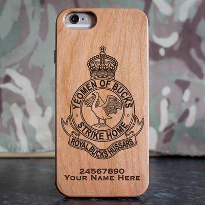 Royal Buckinghamshire Hussars Phone Case