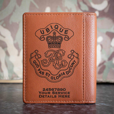 Royal Engineers Cypher Credit Card Wallet