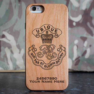 Royal Engineers Cypher Phone Case