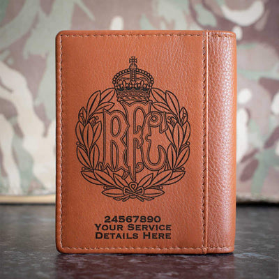 Royal Flying Corps Credit Card Wallet