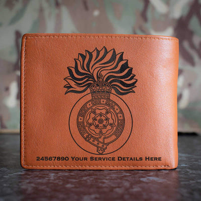 Royal Fusiliers (City of London Regiment) WW1 Leather Wallet