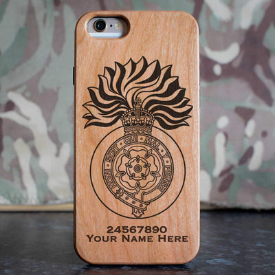 Royal Fusiliers (City of London Regiment) WW1 Phone Case