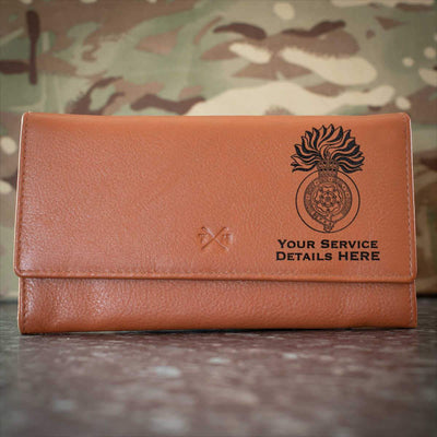 Royal Fusiliers (City of London Regiment) WW1 Leather Purse