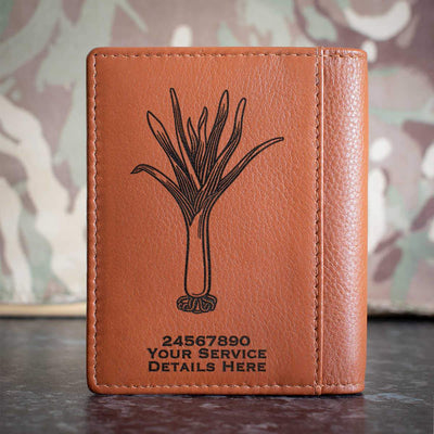 Welsh Guards Credit Card Wallet