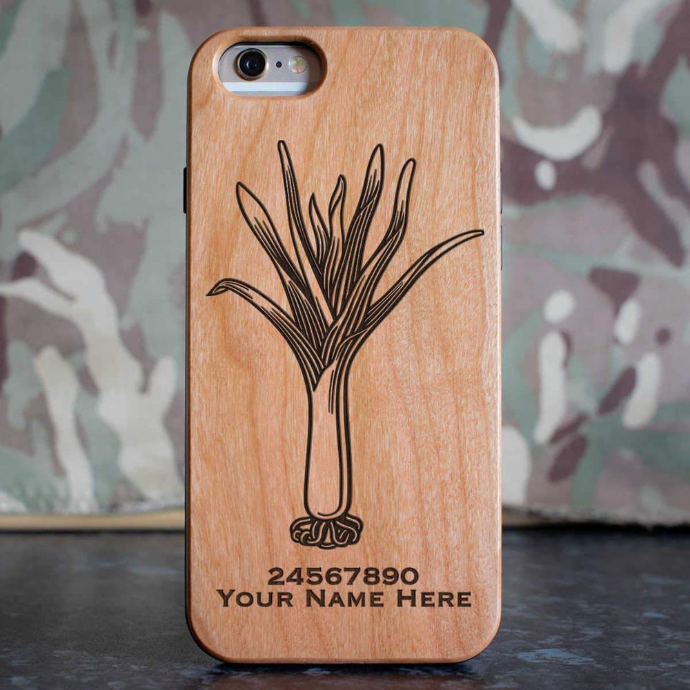 Welsh Guards Phone Case