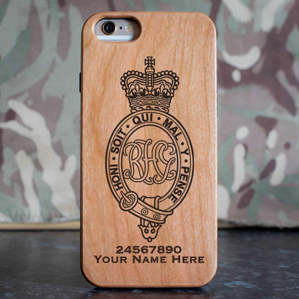 Royal Horse Guards Phone Case
