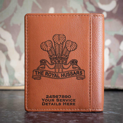 Royal Hussars (POW) Credit Card Wallet