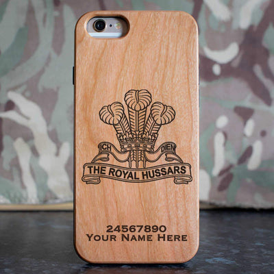 Royal Hussars (POW) Phone Case