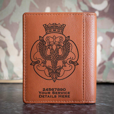 Royal Mercian and Lancastrian Yeomanry Credit Card Wallet