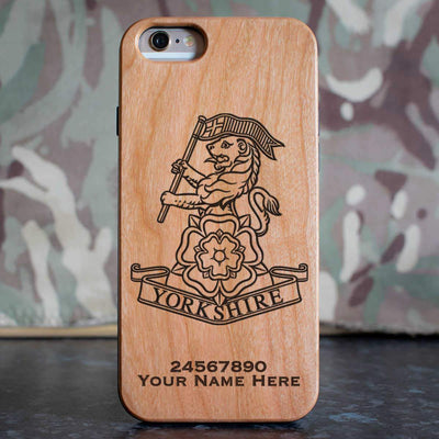 Yorkshire Regiment Phone Case