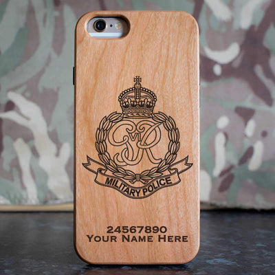 Royal Military Police (Kings Crown) Phone Case