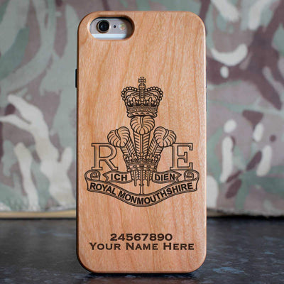 Royal Monmouthshire Regiment Phone Case