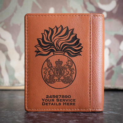 Royal Scots Fusiliers Credit Card Wallet