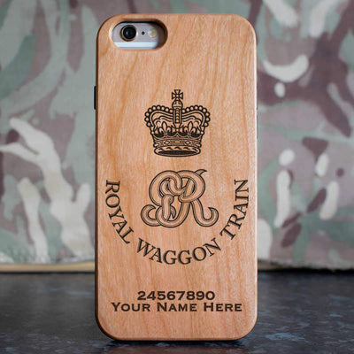Royal Waggon Train Phone Case