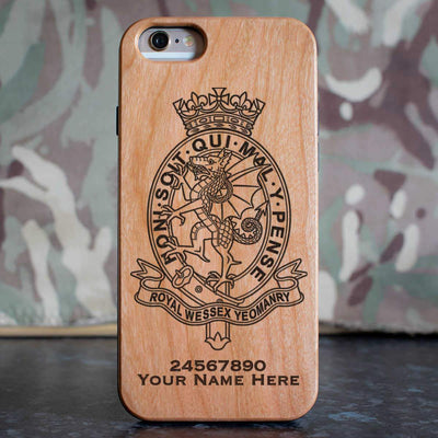 Royal Wessex Yeomanry Phone Case