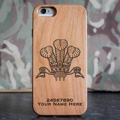 Royal Regiment of Wales Phone Case
