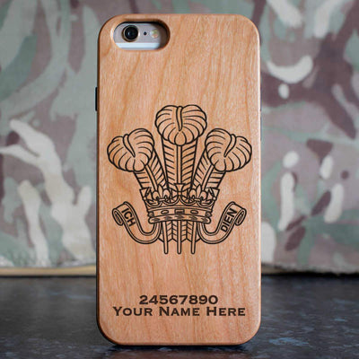 Royal Wiltshire Yeomanry Phone Case