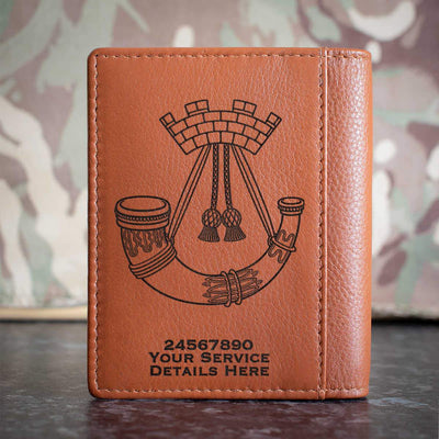 Somerset and Cornwall Light Infantry Credit Card Wallet