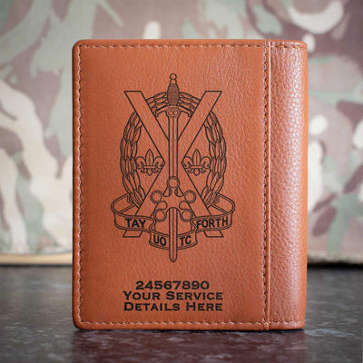 Tayforth Officer Training Corps Credit Card Wallet