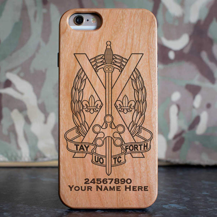 Tayforth Officer Training Corps Phone Case