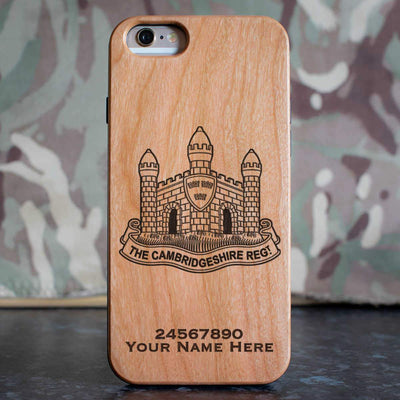 The Cambridgeshire Regiment Phone Case