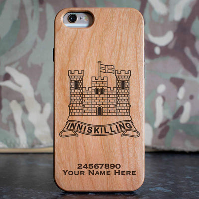 The Inniskillings (6th Dragoons) Phone Case