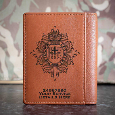The London Regiment Credit Card Wallet