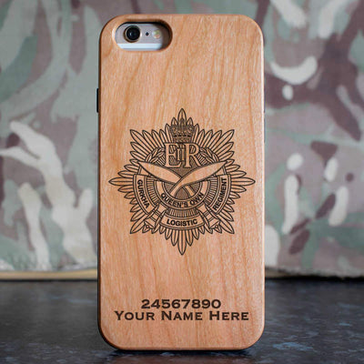 Queens Own Gurkha Logistic Regiment Phone Case