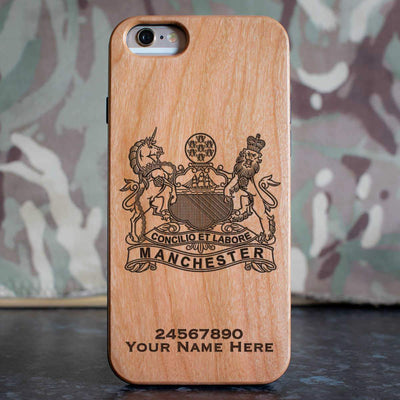 The Manchester Regiment Phone Case