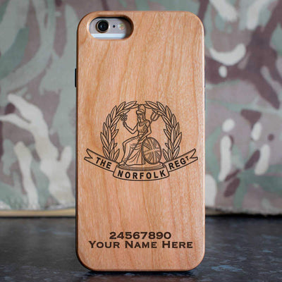 The Norfolk Regiment Phone Case
