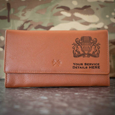 Westminster Dragoons Leather Purse