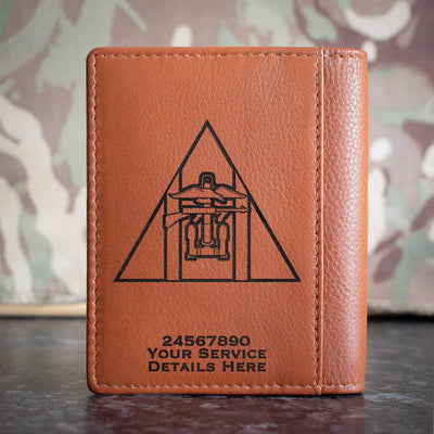 Joint Force Air Component Credit Card Wallet