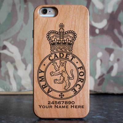Army Cadet Force Phone Case