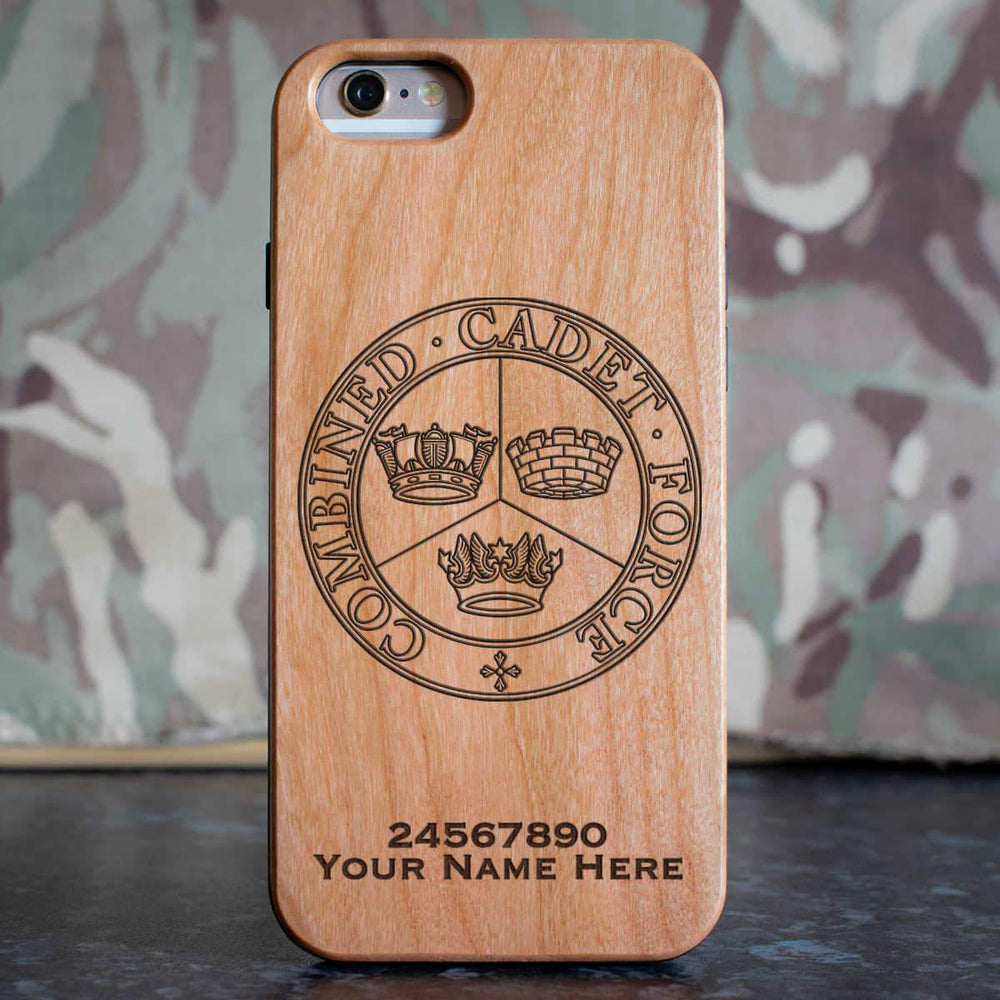 Combined Cadet Force Phone Case