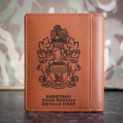 Central Flying School Badge Credit Card Wallet